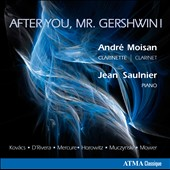After You, Mr. Gershwin / Kovacs, D'Rivera, Mercure, Moisan, Saulnier