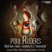 Poul Ruders, Vol. 8 / Offred Suite; Tundra; Symphony no 3 