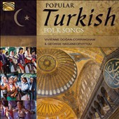 George Hadjineophytou/Dogan-Corringham/Hadjineophyto/Vivienne Dogan Corringham/Vivienne Dogan-Corringham: Popular Turkish Folk Songs