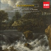 Rachmaninov: Piano Concerto No. 2 in C Minor; Paganini Rhapsody (The National Gallery Collection)
