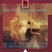 Gerber: Musique de Chambre / Caillat, Geneva Camerata, et al