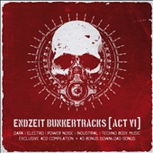 Various Artists: Endzeit Bunkertracks Act VI [Box] [PA]