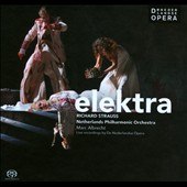 Richard Strauss: Elektra / Michaela Schuster, Evelyn Herlitzius, Camilla Nylund, Hubert Delamboye, and Gerd Grochowski. Netherlands Opera