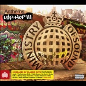 Various Artists: Ministry of Sound: Anthems Hip-Hop III