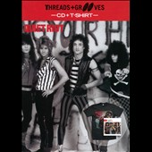 Quiet Riot: Threads and Grooves: Playlist [with T-Shirt]