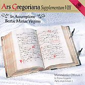 Ars Gregoriana - Supplementum VIII