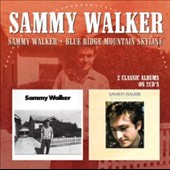 Sammy Walker: Sammy Walker/Blue Ridge Mountain Skyline *