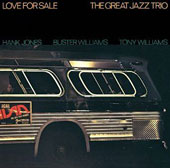 The Great Jazz Trio: Love for Sale