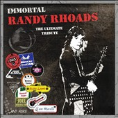 Various Artists: Immortal Randy Rhoads: The Ultimate Tribute [Digipak]