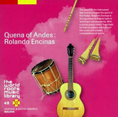 Various Artists: Quena of Andes: Rolando Encinas