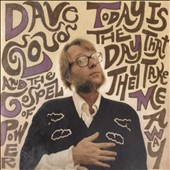Dave Cloud and the Gospel of Power/Dave Cloud: Today Is the Day That They Take Me Away [Slipcase] *
