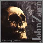 Zorn: String Quartets /Hammann, Feldman, Martin, Friedlander