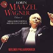 Lorin Maazel conducts Wagner Vol 2 - Berlin Philharmoniker