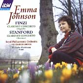Finzi, Stanford: Clarinet Concertos / Emma Johnson