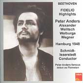 Beethoven: Fidelio / Schmidt-Isserstedt, Anders, et al
