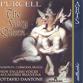 Purcell: The Fairy Queen / Dantone, Accademia Bizantina