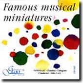Famous Musical Miniatures