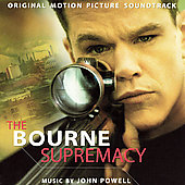 John Powell (Film Composer): The Bourne Supremacy [Original Motion Picture Soundtrack]