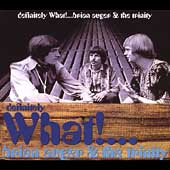 Brian Auger/Brian Auger & the Trinity: Definitely What! [Castle Bonus Tracks] [Digipak]