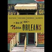 Various Artists: Doctors, Professors, Kings and Queens: The Big Ol' Box of New Orleans [Box]