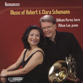 R. Schumann, C. Schumann: Romances, etc / Purvis, Lee