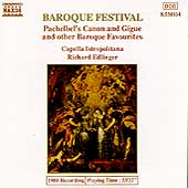 Baroque Festival / Edlinger, Capella Istropolitana