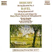 Debussy, Ravel: String Quartets, etc / Kodály Quartet