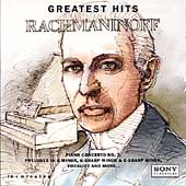 Greatest Hits - Rachmaninov
