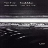 Schubert: String Quartet in G Major / Kremerata Baltica