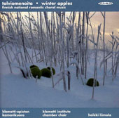 Winter Apples - Choral music by Sibelius, Kuula, Jarnefelt, Maasalo, Madetoja / Klemetti Institute Chamber Choir