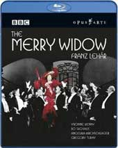 Lehar: The Merry Widow / Kunzel/SF Opera, Kenny, Kirchschlager [Blu-Ray]
