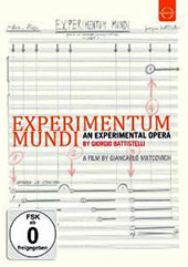 Giorgio Battistelli: Experimentum Mundi - featuring unique timbral, rhythmic and harmonic variations created by 'instruments' from everyday life / Peppe Servillo, narrator [DVD]