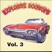 Various Artists: Explosive Doo Wops, Vol. 3 [Buffalo Bop]
