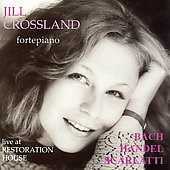 Live at Restoration House / Jill Crossland