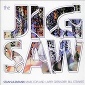 Stan Sulzmann: The Jigsaw [Digipak] *