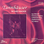 Wagner: Tannh&auml;user, etc / Suitner, Patan&egrave;, et al
