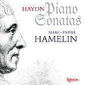 Haydn: Piano Sonatas no 23, 24, 32, etc / Hamelin