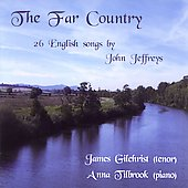 The Far Country - John Jeffreys / Gilchrist, Tilbrook