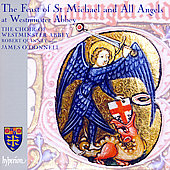 The Feast of St. Michael and All Angels at Westminster Abbey