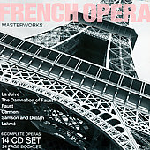 French Opera Masterworks / Fournet, Solti, et al
