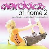Various Artists: Aerobics at Home, Vol. 2 (Pink Edition)