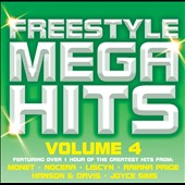 Various Artists: Freestyle Mega Hits, Vol. 4
