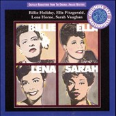 Billie Holiday: Billie, Ella, Lena, Sarah