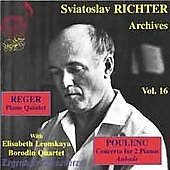 Legendary Treasures - Sviatoslav Richter Archives Vol 16
