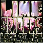 Lime Spiders: Live at Esplanade