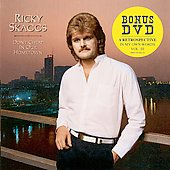 Ricky Skaggs: Don't Cheat in Our Hometown [CD/DVD]
