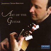 Art of the Guitar / Johannes Tonio Kreusch