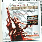 Shostakovich: Film Music / Jurowski, Grin, Judd, et al