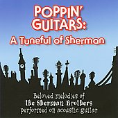 Various Artists: Poppin' Guitars: A Tuneful of Sherman