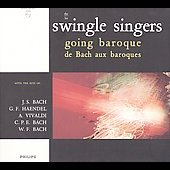 The Swingle Singers: Going Baroque [Digipak]